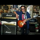 John and his Gibson LP Classic and Marshall JCM800